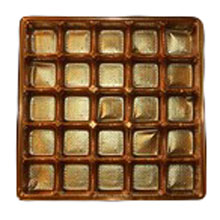 mp2822 Gold 25pc plastic tray