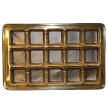 mp1891 Gold 15pc plastic tray