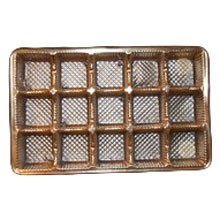 mp1862 Gold 15pc plastic tray