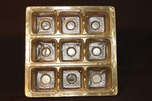mp2825cs Gold 9pc plastic tray