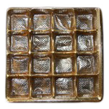 mp2810cs Gold 16pc plastic tray