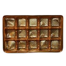 mp1862c Copper 15pc plastic tray
