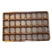 mp1914 Gold 32ct plastic tray