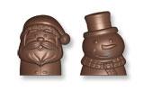 art15701 moule chocolat Noël