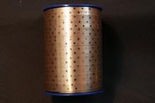 RB145 Ruban bolduc bronze étoilé