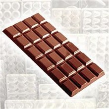 drc2110 Chocolate bar mold