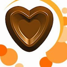 drc1700 moule chocolat coeur