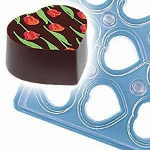 pdr9013 Chocolate mold magnetized