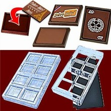 pdr9031 Chocolate Magnetized Mold Kit for Cards