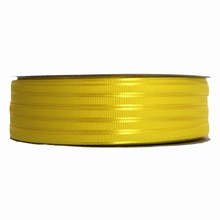 mr5 Daffodil yellow narrow satin ribbon