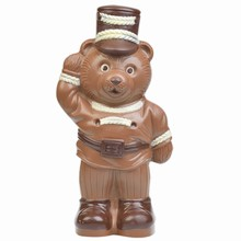 HB498 pvc mold teddy bear