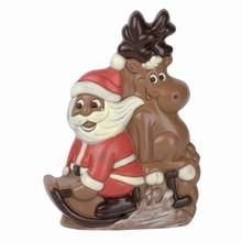 HB8021 Santa Claus mold