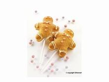 pop02 Moule en silicone Easypop suçon pain d'épice