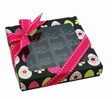 ccf105-25 Boîte 1lb carrée Koko