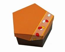 Rigid Pentagon Box D2