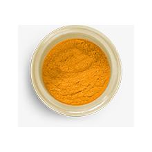 hs2017 hybrid sparkle dust sunburst orange