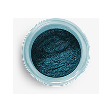 hs25008 hybrid sparkle dust teal blue