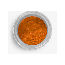 hs25016 hybrid sparkle dust sunrise orange