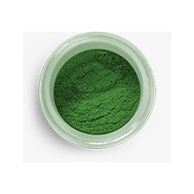 hs25037 hybrid sparkle dust holy green