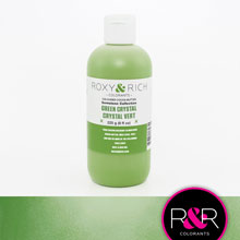 bcg8017 cocoa butter green crystal