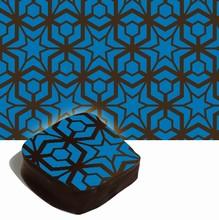 ac039 blue pattern transfer sheets