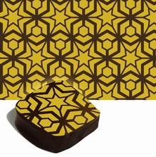 ac040 transfer sheets gold motif