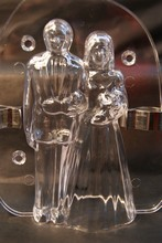 W-41 Bride and Groom mold