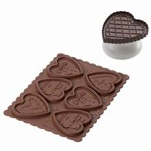 ckc03 Kit biscuits coeurs Noel