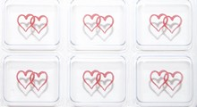 Plaque thermoformée tablette St-Valentin