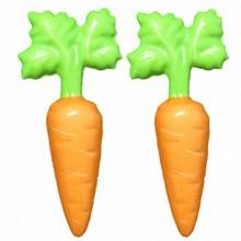Plaques thermoformées carotte 2D