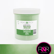 bcg35017 cocoa butter green crystal