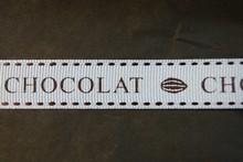 rc40 ruban chocolat grosgrain