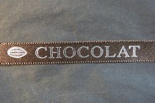 rc91 ribbon chocolat brown-silver
