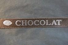rc91 ruban chocolat brun-argent