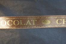 rc93 ruban chocolat caramel-or
