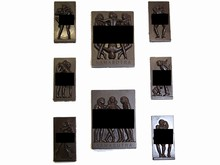 art15932 Chocolate Mold Assorted Kamasutra