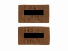 art15775 Chocolate Bar Mold Kamasutra