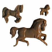A204 Moule pour année du cheval