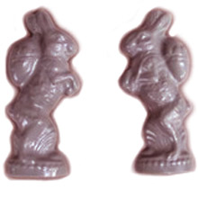 P171 3D Bunny with Basket mold
