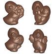 art15864 moule chocolat