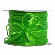 r629 Lime green pull bow ribbon