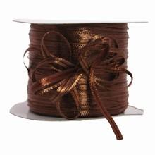 r22 Brown pull bow ribbon