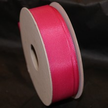 Amaranth colored ribbon 1in