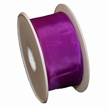 Violet colored ribbon