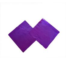 Purple Confectionery Foil 4x4
