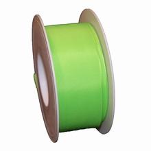 Bright harlequin green ribbon 1.5in