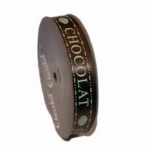 rc107 ribbon chocolat espresso-mint green