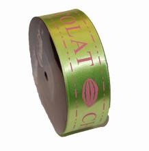 rc109 ribbon chocolat lime-pink