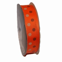 RB60 ruban grosgrain orange