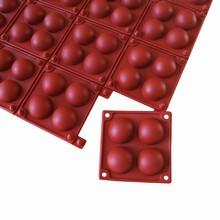 K017 Moule silicone demi sphère 35mm